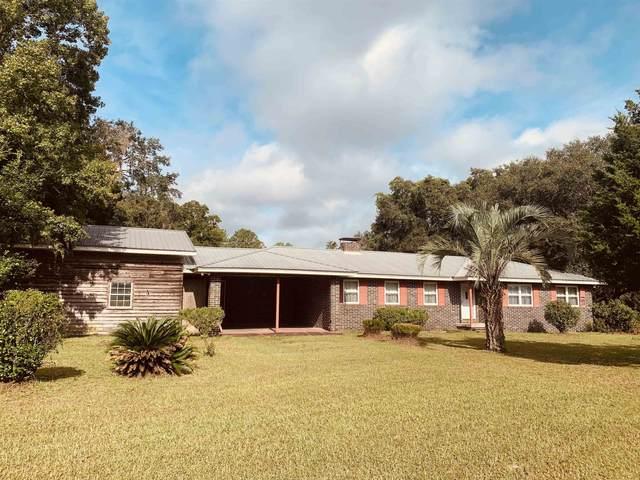 3475 Cash Rd Road, Perry, FL 32348 (MLS #337318) :: Danielle Andrews Real Estate