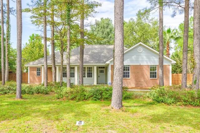16 Equine Drive, Crawfordville, FL 32327 (MLS #337343) :: Danielle Andrews Real Estate