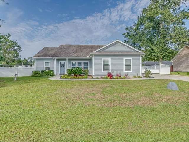 12 Arbor View Drive, Crawfordville, FL 32327 (MLS #337348) :: Danielle Andrews Real Estate