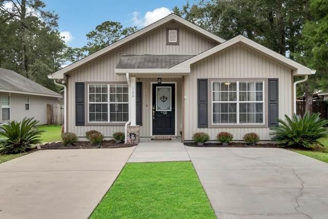 100 E J Stringer, Crawfordville, FL 32327 (MLS #337366) :: Danielle Andrews Real Estate
