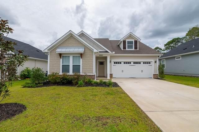 5563 Leaning Oak Trail, Tallahassee, FL 32311 (MLS #337380) :: Danielle Andrews Real Estate