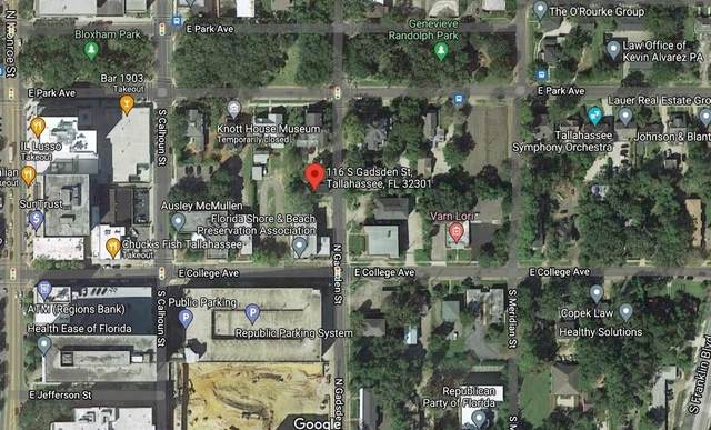 116 S Gadsden Street, Tallahassee, FL 32301 (MLS #337382) :: Danielle Andrews Real Estate
