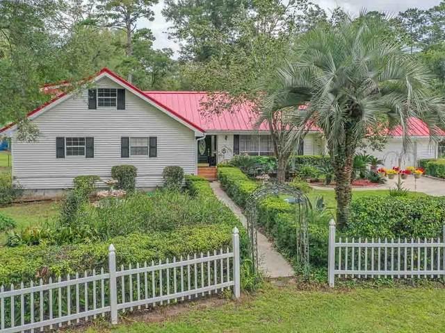 117 Provo Place, Crawfordville, FL 32327 (MLS #337388) :: Team Goldband