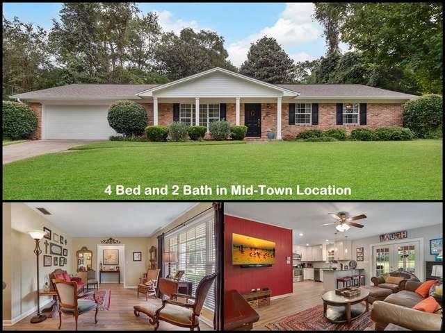 2020 Doomar Drive, Tallahassee, FL 32308 (MLS #337389) :: Danielle Andrews Real Estate