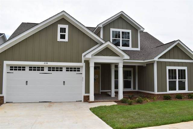 xxxx Castle Pine Drive, Tallahassee, FL 32312 (MLS #337391) :: Danielle Andrews Real Estate