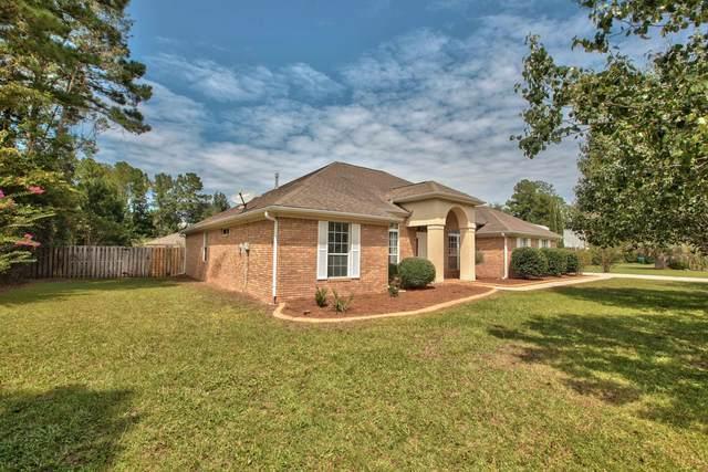 48 Cardinal Court, Crawfordville, FL 32327 (MLS #337400) :: Danielle Andrews Real Estate