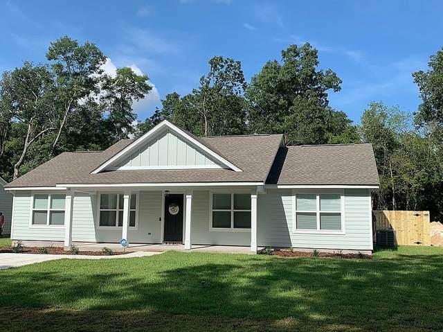 Parcel B Municipal Avenue, Sopchoppy, FL 32358 (MLS #337401) :: Danielle Andrews Real Estate