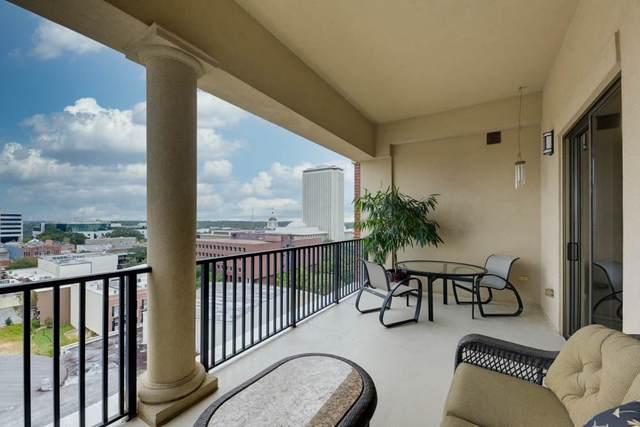215 W College Penthouse Apt 1104, Tallahassee, FL 32301 (MLS #337434) :: Team Goldband