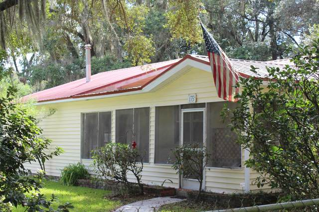 173 E Woods Street, Perry, FL 32348 (MLS #337438) :: Danielle Andrews Real Estate