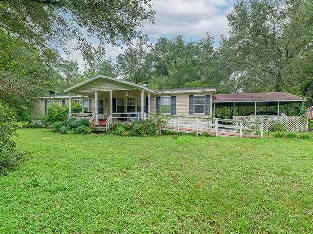 241 Aaron Strickland Road, Crawfordville, FL 32327 (MLS #337476) :: Danielle Andrews Real Estate