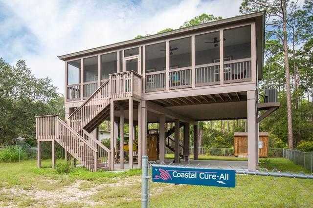 137 Levy Bay Road, Panacea, FL 32346 (MLS #337487) :: Danielle Andrews Real Estate