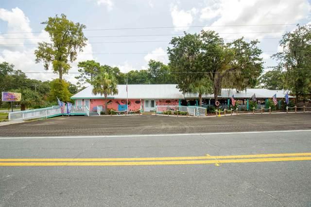 202 E 15th Street, Steinhatchee, FL 32359 (MLS #337516) :: Team Goldband