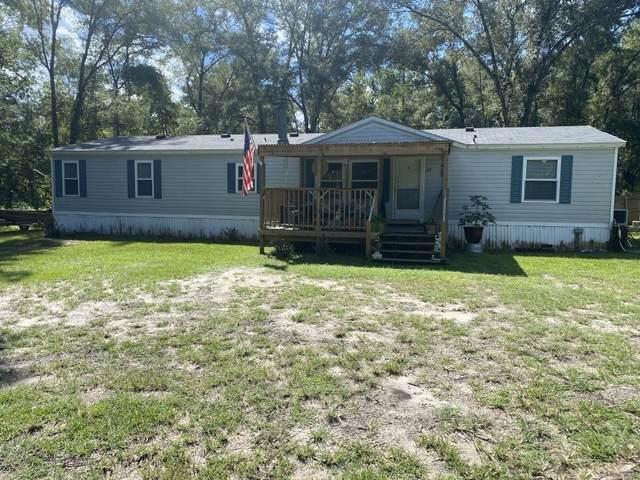 27 Leslie Circle, Crawfordville, FL 32327 (MLS #337584) :: Team Goldband