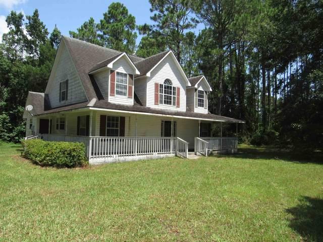 107 Sanborn Road, Carrabelle, FL 32322 (MLS #337614) :: Team Goldband