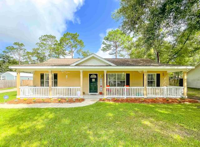 29 Midway Court, Crawfordville, FL 32327 (MLS #337635) :: The Elite Group | Xcellence Realty Inc