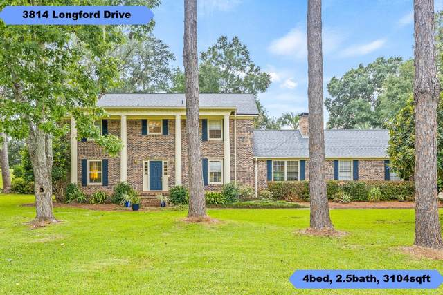 3814 Longford Drive, Tallahassee, FL 32309 (MLS #337637) :: The Elite Group | Xcellence Realty Inc