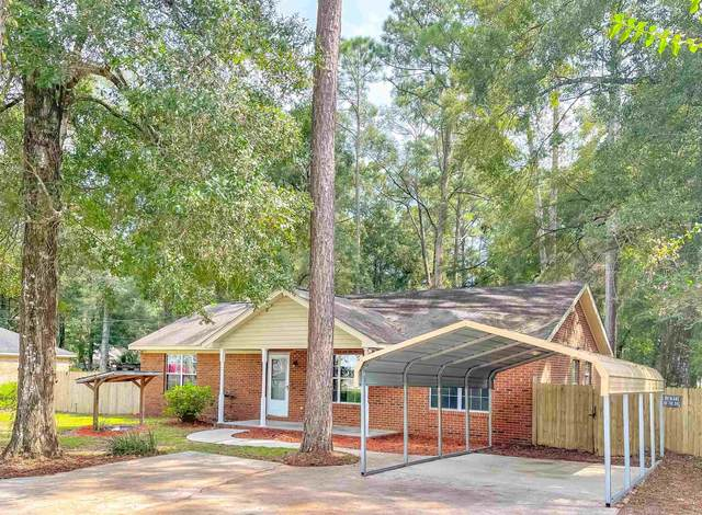 7 Chickat Trail, Crawfordville, FL 32327 (MLS #337643) :: Team Goldband