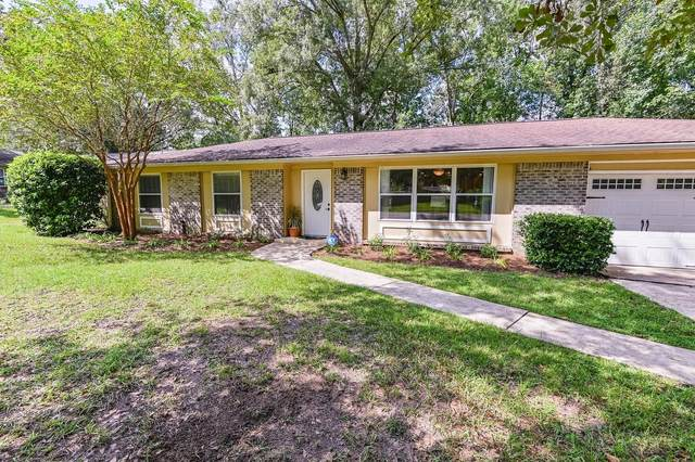 1202 Richview Road, Tallahassee, FL 32301 (MLS #337648) :: Team Goldband