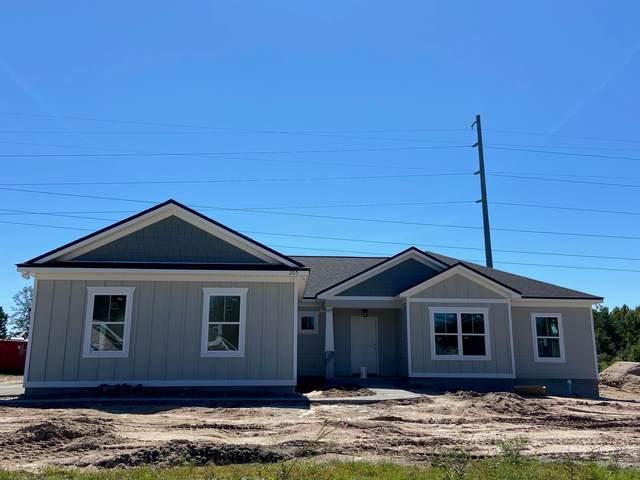 205 Savannah Forest Circle, Crawfordville, FL 32327 (MLS #337692) :: Team Goldband