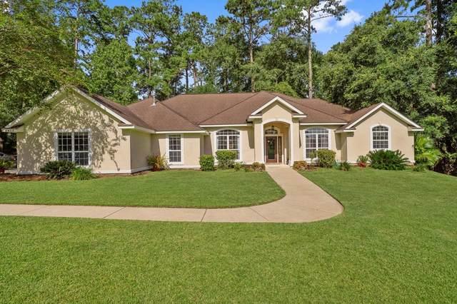 8455 Heritage Commons Drive, Tallahassee, FL 32312 (MLS #337696) :: Team Goldband