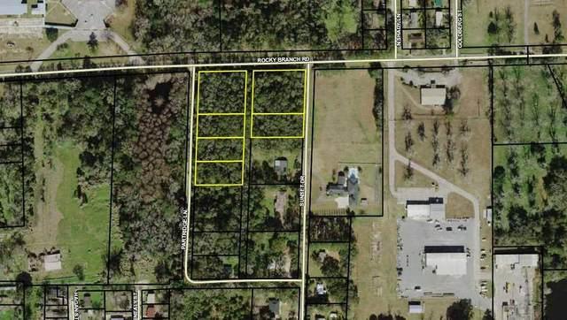 Rocky Branch Rd, Monticello, FL 32344 (MLS #337718) :: Team Goldband