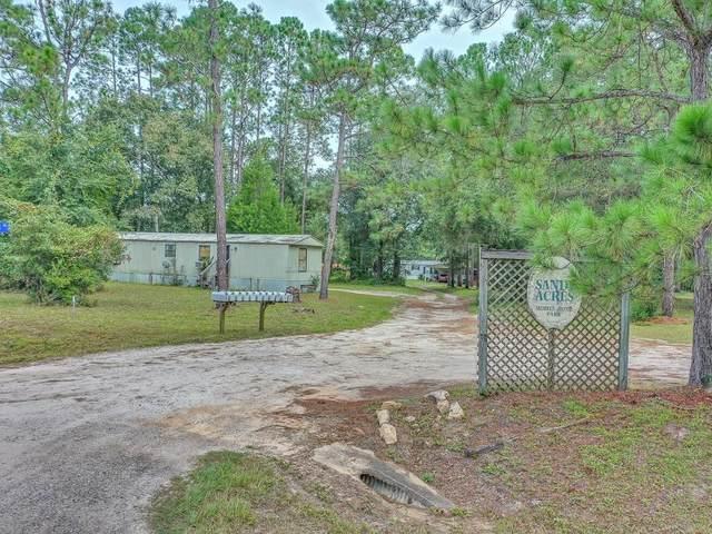 xx Sandy Acres Circle, Crawfordville, FL 32327 (MLS #337722) :: Team Goldband