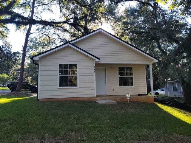 2415 Country Club Drive, Tallahassee, FL 32301 (MLS #337723) :: Team Goldband
