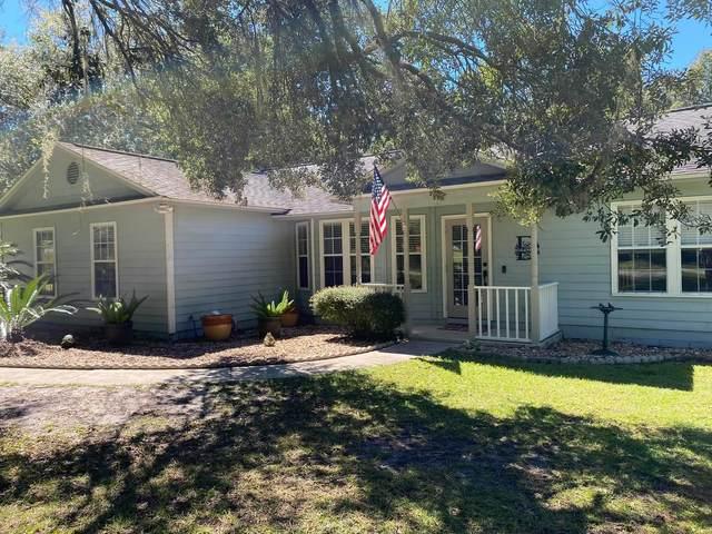 100 Longleaf Drive, Crawfordville, FL 32327 (MLS #337726) :: Team Goldband