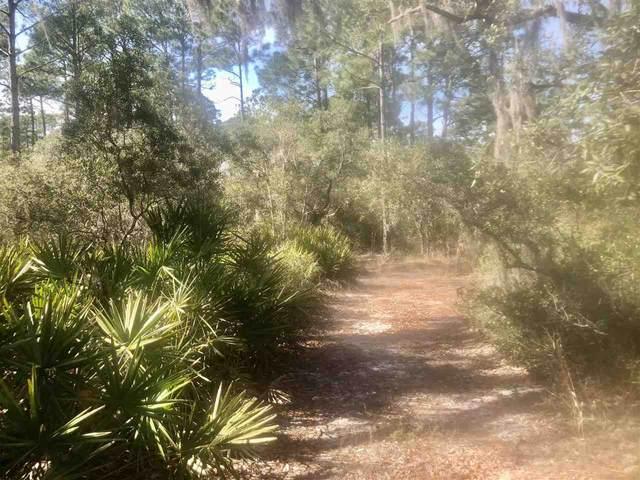 xx Coastal Highway 98, Ochlockonee Bay, FL 32346 (MLS #337729) :: Team Goldband