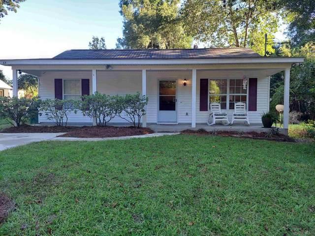 65 Summer Brooke Lane, Crawfordville, FL 32327 (MLS #337743) :: Team Goldband