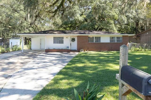 307 Lancaster Drive, Tallahassee, FL 32304 (MLS #337751) :: Team Goldband