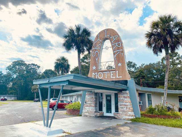 317 N Byron Butler Parkway, Perry, FL 32347 (MLS #337862) :: Team Goldband