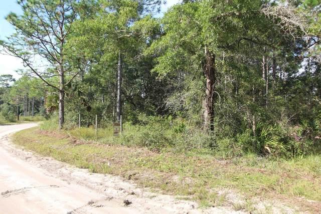 Lots 38-39 Jer-Be-Lou Circle, Crawfordville, FL 32346 (MLS #338071) :: Danielle Andrews Real Estate