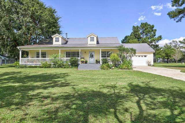 422 Frances Drive, Havana, FL 32333 (MLS #338263) :: Danielle Andrews Real Estate