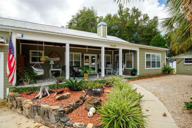 1614 SE Central Avenue, Steinhatchee, FL 32359 (MLS #338274) :: Danielle Andrews Real Estate