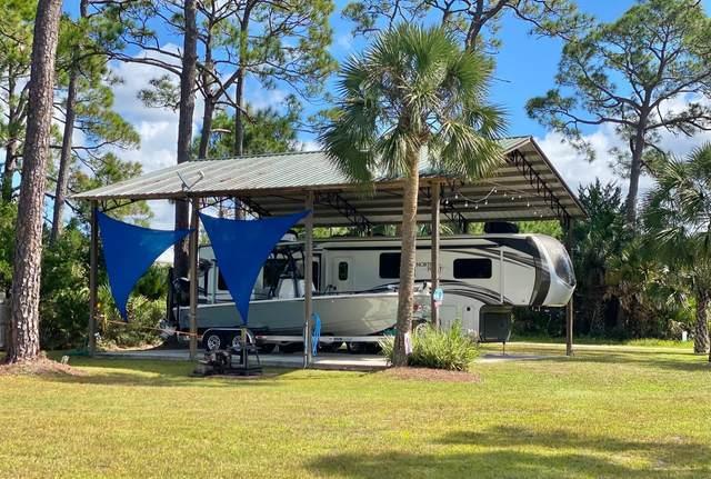 350 Cedar Island Road, Keaton Beach, FL 32348 (MLS #338400) :: Danielle Andrews Real Estate