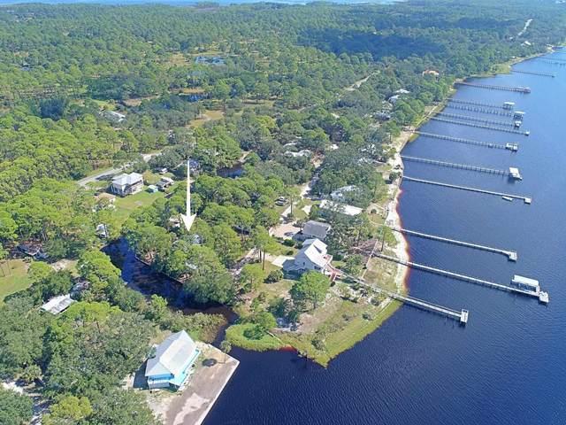 54 Pompano Drive, Panacea, FL 32346 (MLS #338505) :: Danielle Andrews Real Estate
