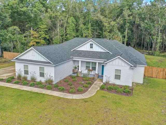 75 Carmen Rocio Lane, Crawfordville, FL 32327 (MLS #338527) :: Danielle Andrews Real Estate