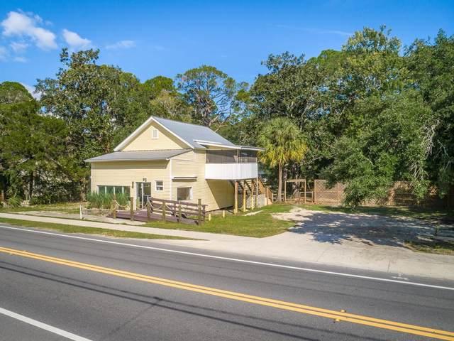 1383 Coastal Highway, Panacea, FL 32346 (MLS #338586) :: Danielle Andrews Real Estate
