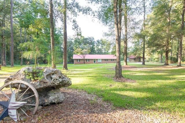 54 Woodland Drive, Monticello, FL 32344 (MLS #338603) :: Danielle Andrews Real Estate