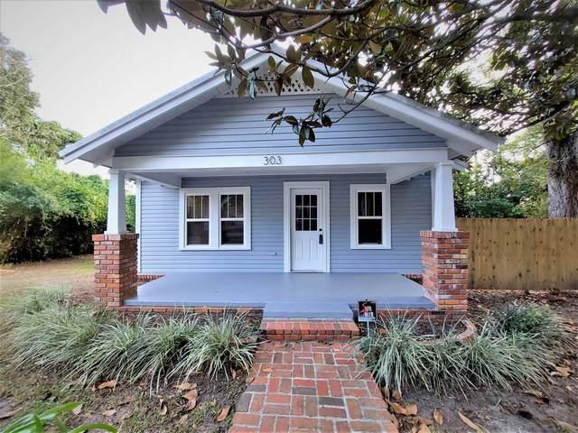 303 Putnam Drive, Tallahassee, FL 32301 (MLS #338643) :: Danielle Andrews Real Estate