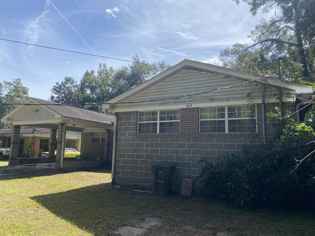 511 Ryco Drive, Tallahassee, FL 32305 (MLS #338668) :: Danielle Andrews Real Estate