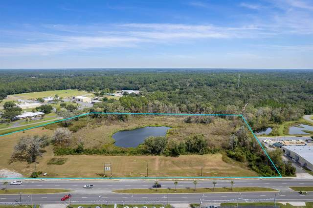 2444 S Byron Butler Parkway, Perry, FL 32348 (MLS #338673) :: Team Goldband