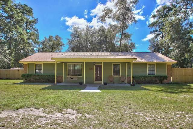 213 Mill Creek Road, Crawfordville, FL 32327 (MLS #338678) :: Danielle Andrews Real Estate