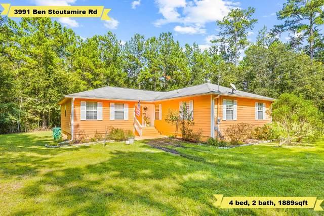 3991 Ben Stoutamire Road, Tallahassee, FL 32310 (MLS #338682) :: Danielle Andrews Real Estate