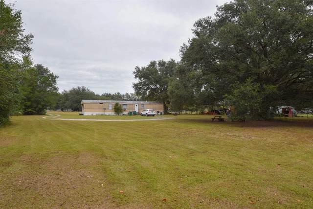 33 Lisa Drive, Crawfordville, FL 32327 (MLS #338729) :: Danielle Andrews Real Estate