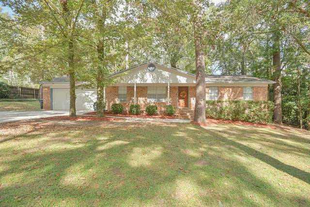 1102 E Magnolia Drive, Tallahassee, FL 32301 (MLS #338765) :: Danielle Andrews Real Estate
