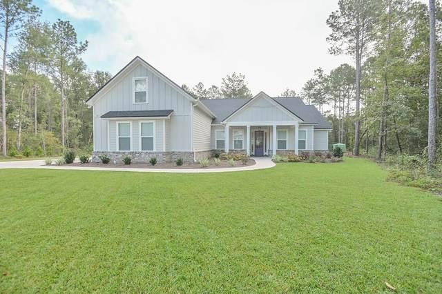 57 Daffodil Cove, Crawfordville, FL 32327 (MLS #338768) :: Danielle Andrews Real Estate