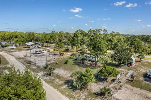 Lot 13 & 14 Osprey Circle, Perry, FL 32348 (MLS #338785) :: Team Goldband