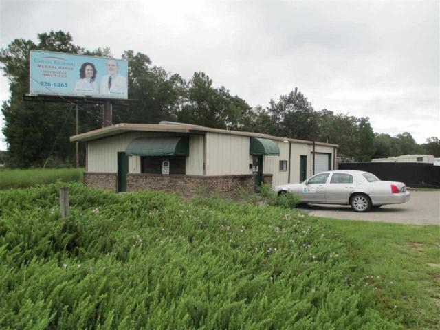 2473 Crawfordville Hwy, Crawfordville, FL 32327 (MLS #249458) :: Berkshire Hathaway HomeServices Beach Properties of Florida